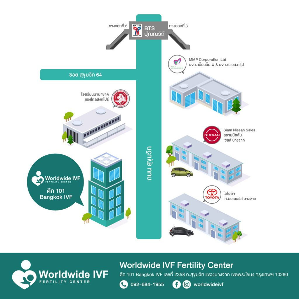 Worldwide-ivf-maps